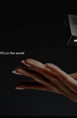 Le Chuwi LarkBox est sans doute l'un des Mini PC les moins encombrants du marché