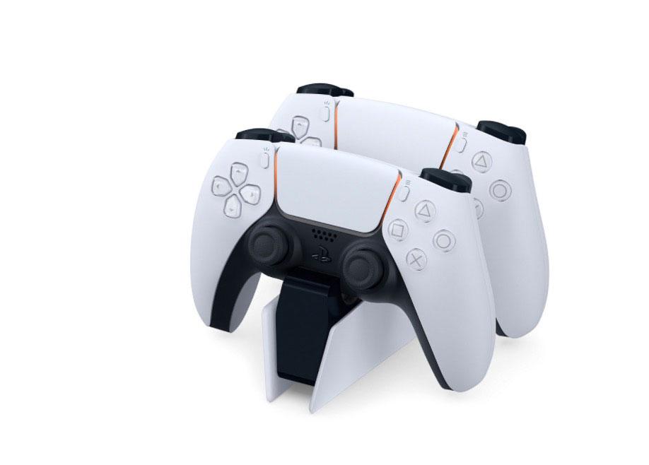 Le dock de Sony pourra recharger deux manettes DualSense
