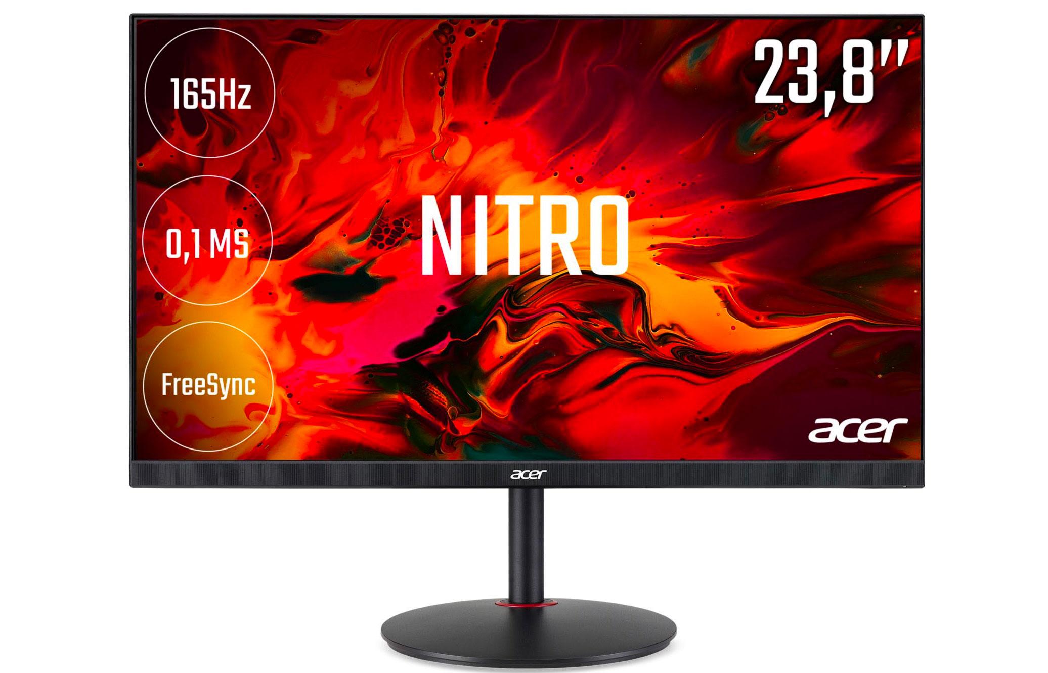 L'écran PC Acer Nitro est en promo