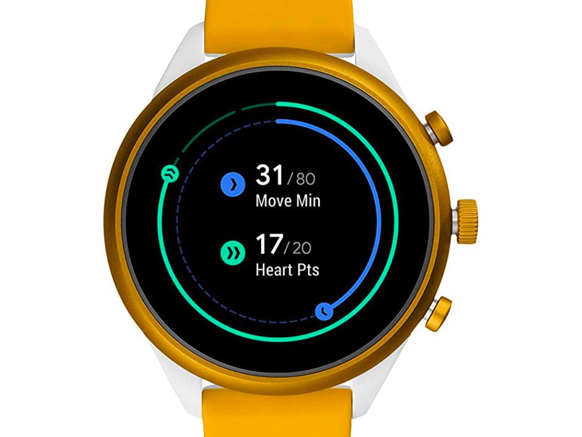 La Fossil Watch, une montre connectée élégante