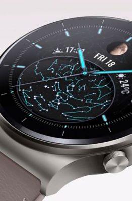 La Huawei Watch GT 2 Pro, une montre connectée très lookée