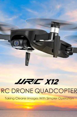 Le JJRC X12, un petit drone très sympathique