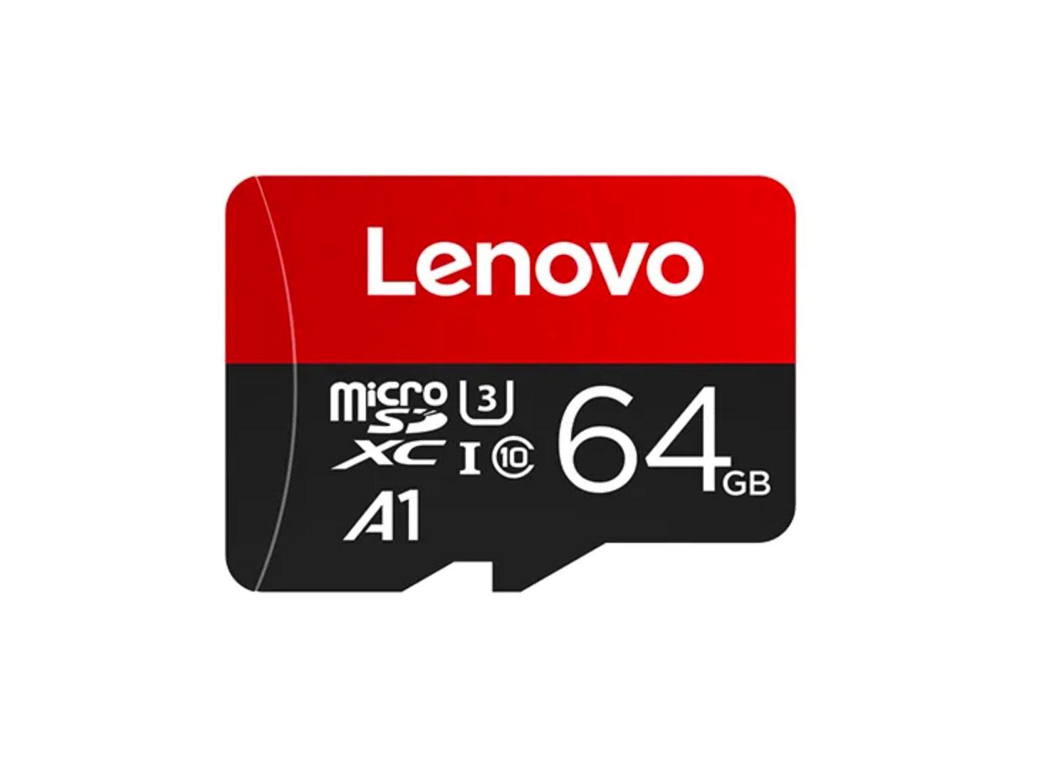 La microSD de Lenovo est en promo en ce moment