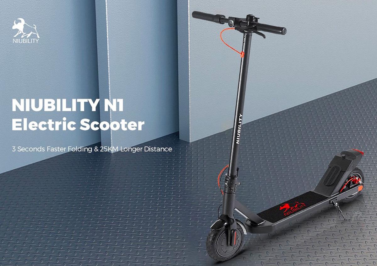 La Niubility N1 est en promotion