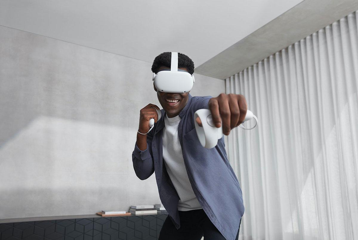 L'Oculus Quest 2 se refait une petite beauté