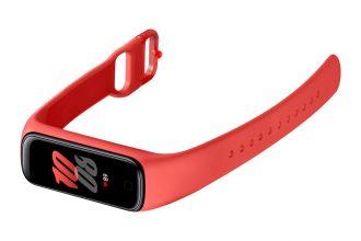 Le nouveau bracelet connecté de Samsung - crédits Samsung