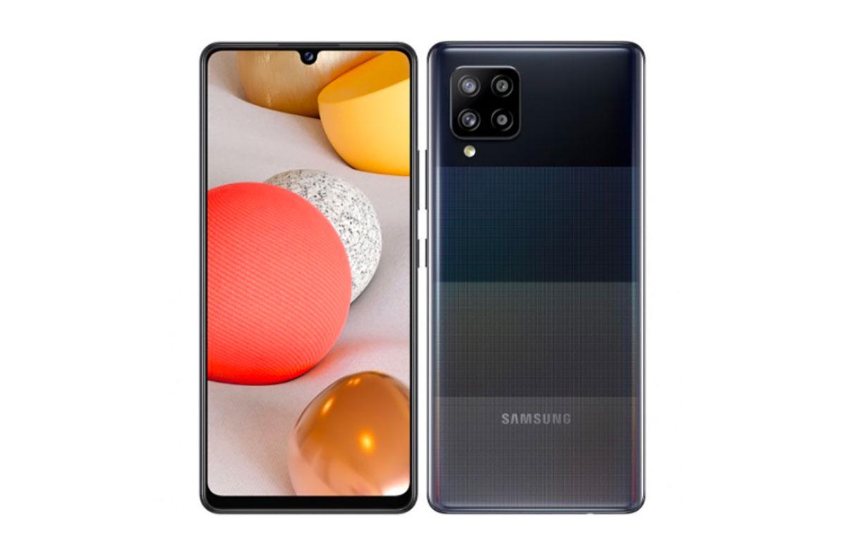 Le Samsung Galaxy A42 est officiel