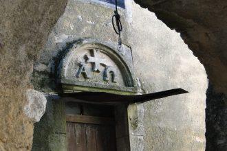 Une crypte de templiers