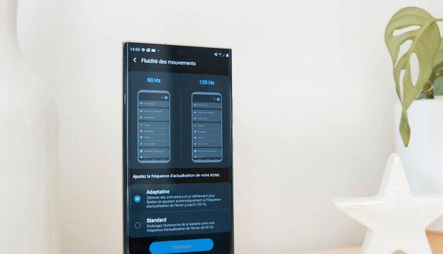 Test du Galaxy Note 20 Ultra : image 14