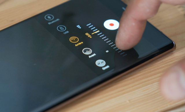 Test du Galaxy Note 20 Ultra : image 12