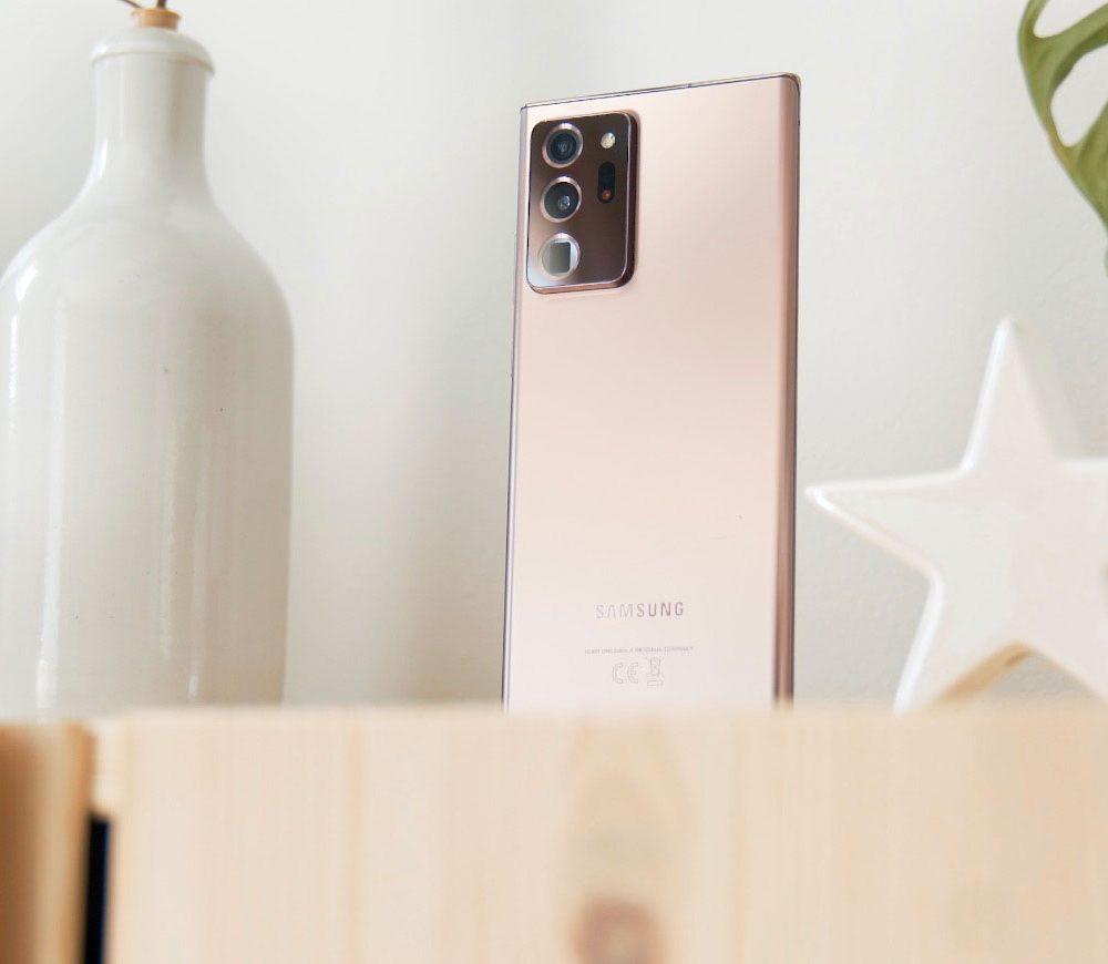 Le module photo du Galaxy Note 20 Ultra est imposant, mais il est aussi très polyvalent