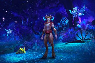 World of Warcraft Shadowland apportera de nombreuses nouveautés notables