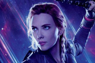 Scarlett Johannson dans le rôle de Black Widow