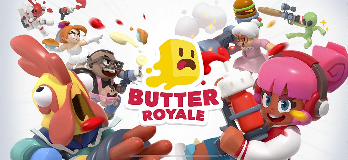 Oubliez Fortnite, passez sur Butter Royale