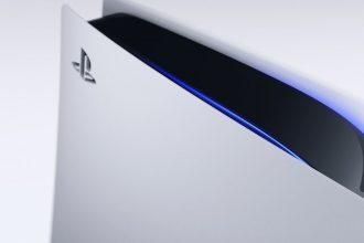 Une photo de la PS5