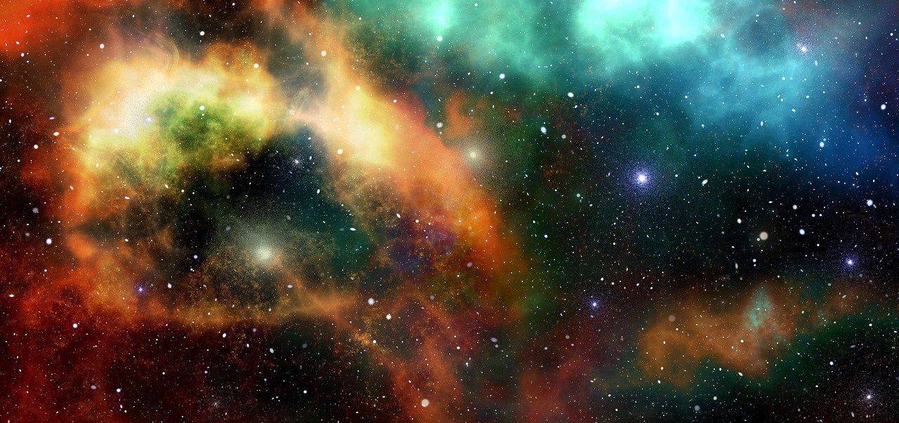La photo d'une galaxie de l'univers