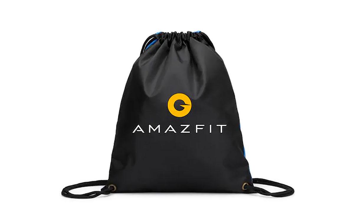 Le sac à dos, d'Amazfit (marque appartenant à Xiaomi) est en promo