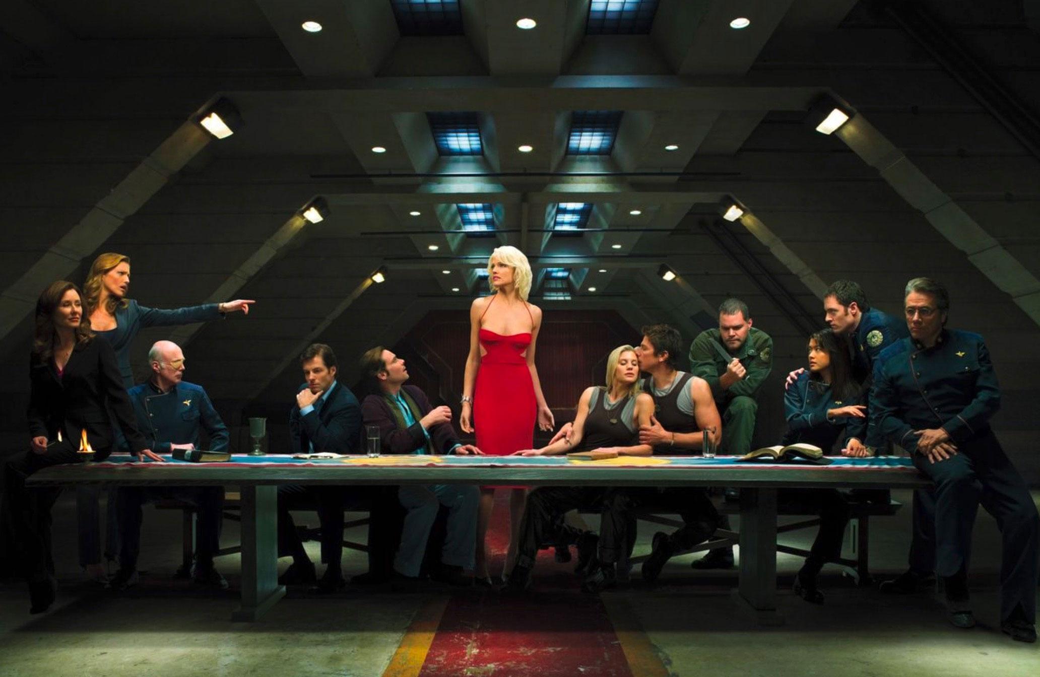 Battlestar Galactica va bientôt avoir droit à un nouveau film