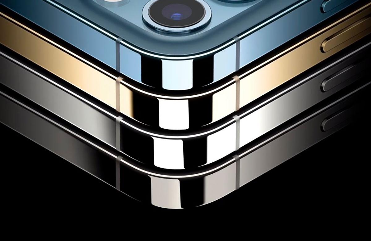 L'iPhone 12 Pro se décline en 4 couleurs