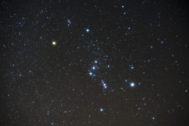 Bételgeuse serait plus petite et plus proche de nous que prévu