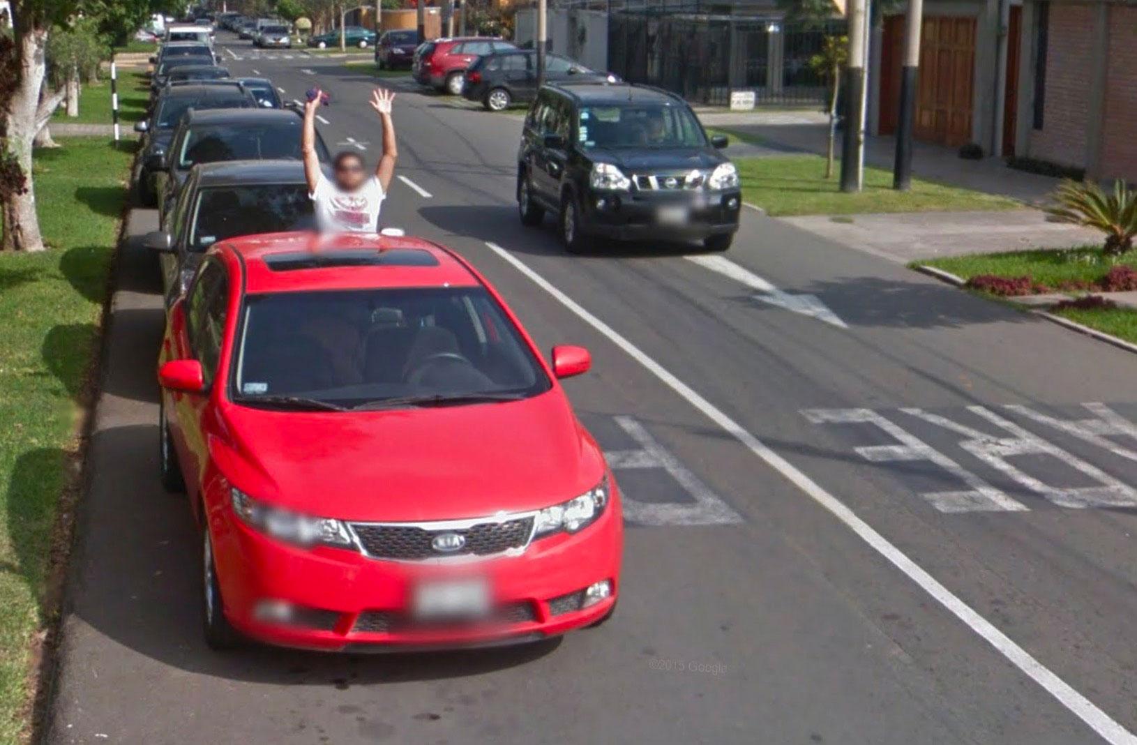 Les voitures de Google Street View n'ont pas que des détracteurs