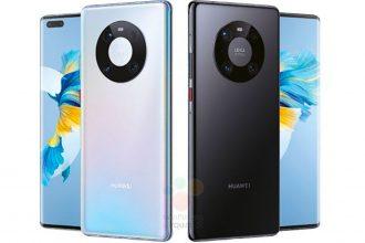 Voilà à quoi devrait ressembler le Mate 40 Pro de Huawei