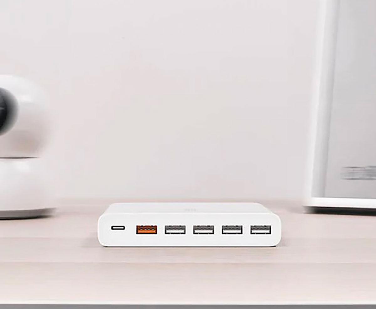 Ce hub USB Type-C va vous permettre de recharger plusieurs appareils en même temps