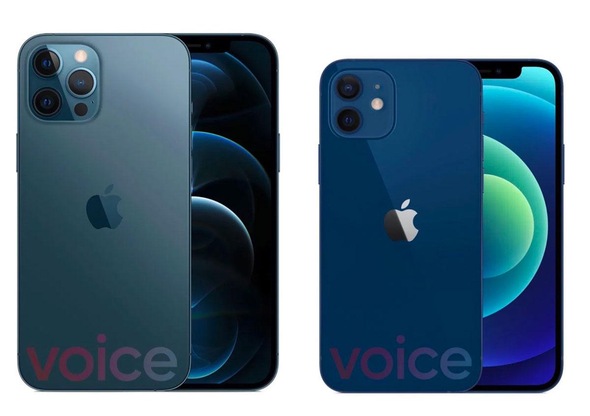 Les iPhone 12 viennent de se payer une énorme fuite