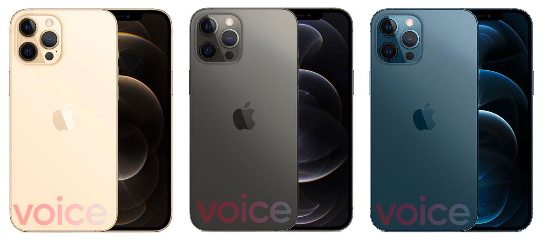Les iPhone 12 Pro se marieront avec l'Apple Watch Series 6 bleue