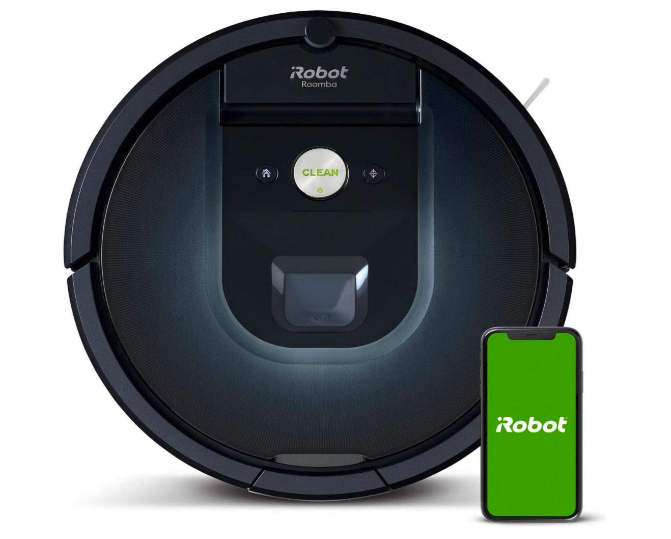 L'iRobot Roomba 981 est en promo chez Amazon