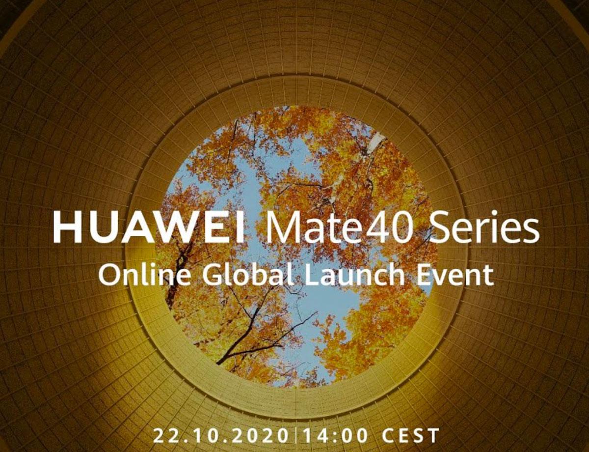 La conférence de presse consacrée aux Huawei Mate 40 débutera dans quelques minutes