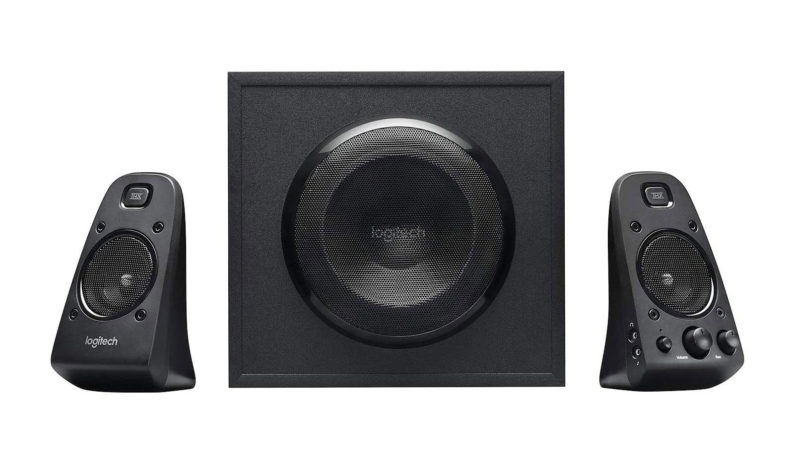 Le Logitech Z623, un système son qui fait du bruit