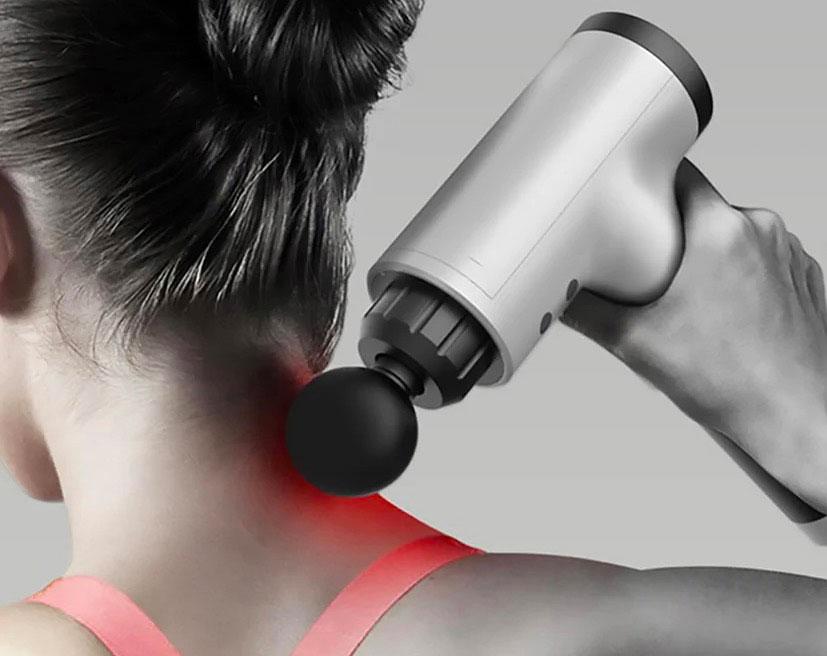 Ce masseur électrique peut aussi soulager les muscles