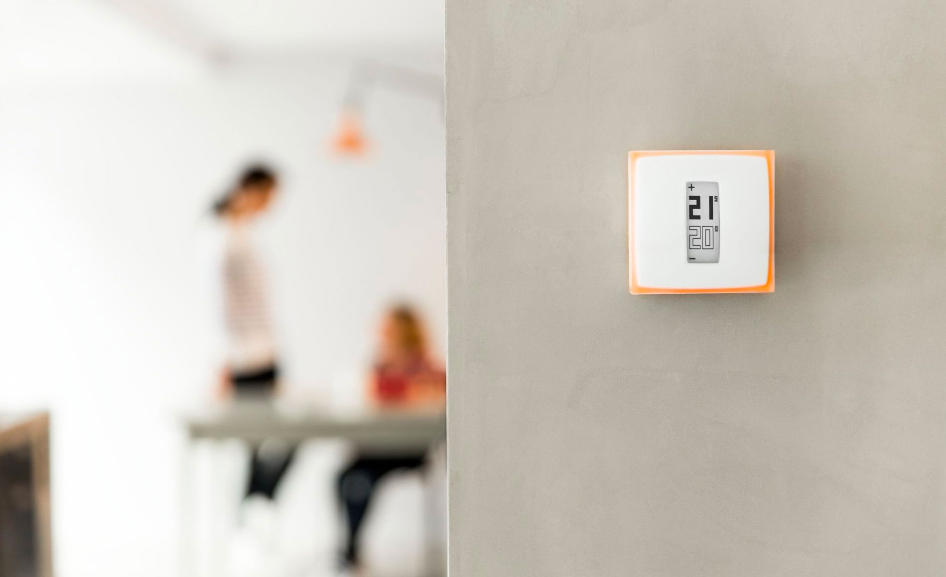 Le thermostat connecté de Netatmo est en promo