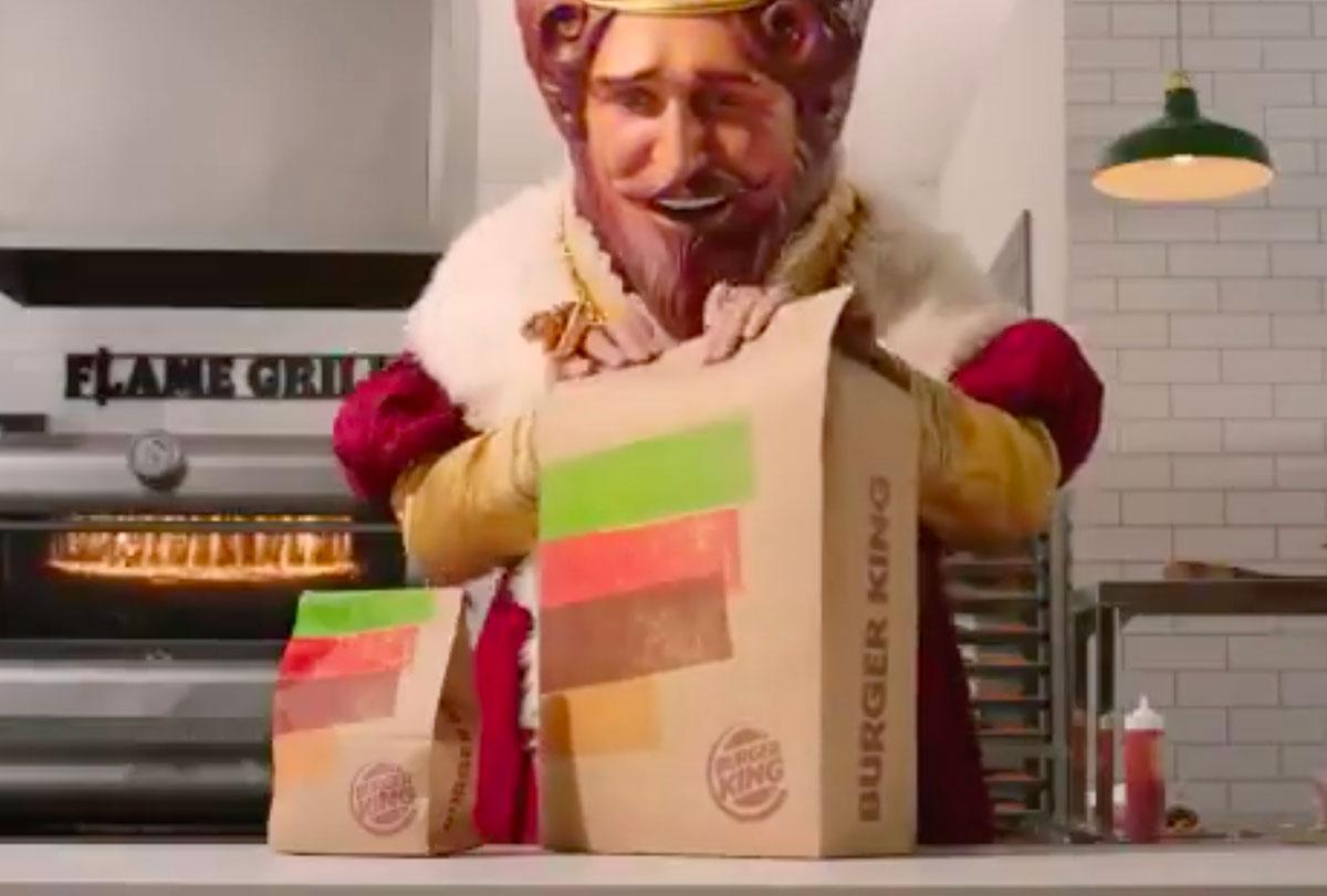 PlayStation main dans la main avec Burger King ?