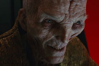 Snoke, un personnage qui était promis à un brillant avenir - crédits Lucasfilm