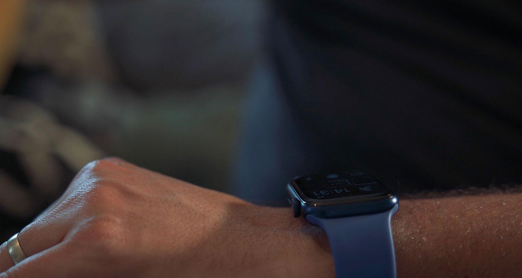 L'Apple Watch Series 6 sait se faire oublier et c'est ce qui fait toute sa force