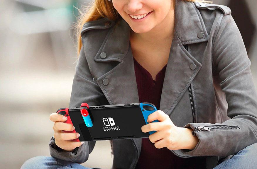 Ce transmetteur Bluetooth pour Nintendo Switch est en promo
