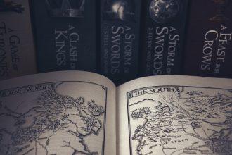 Des livres Game of Thrones