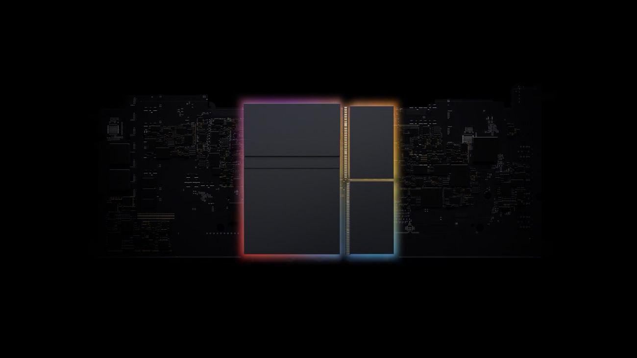 Et Apple dévoila une nouvelle puce pensée pour les Mac, le M1.