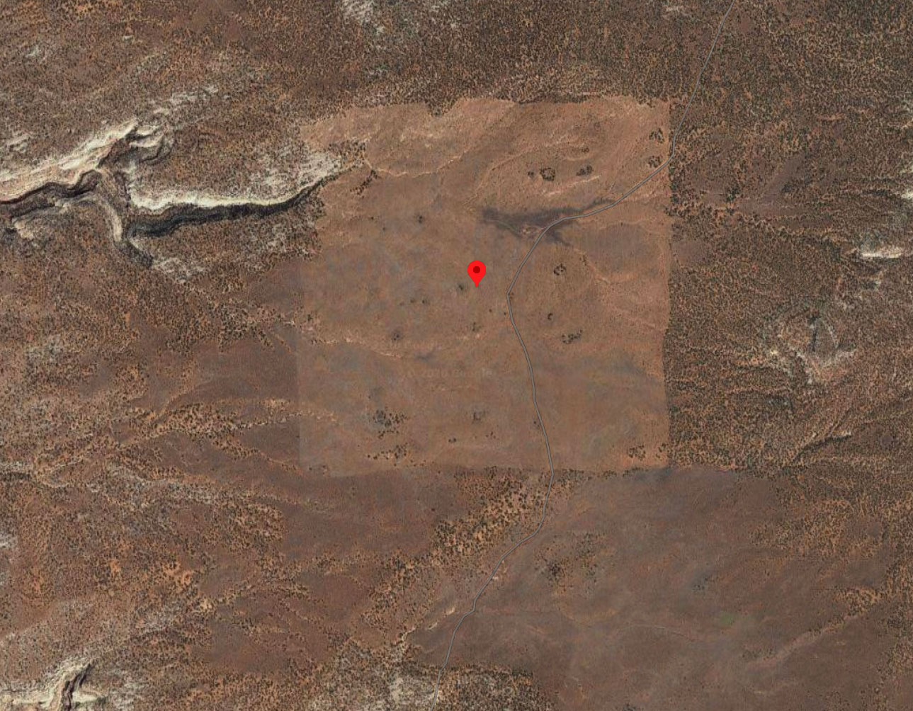 Un morceau de désert en plein Utah