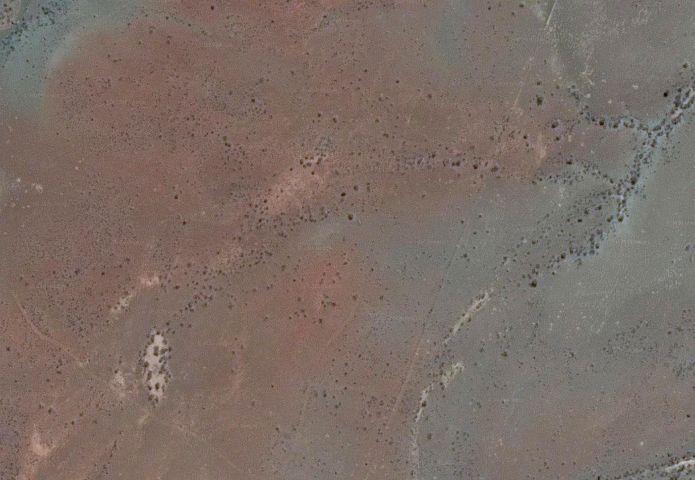 Les cercles de fée de Namibie, une énigme géologique
