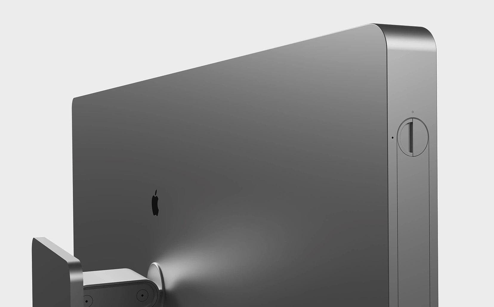 Ce concept de Mac Pro vaut le coup d'oeil - crédits Khahn Design