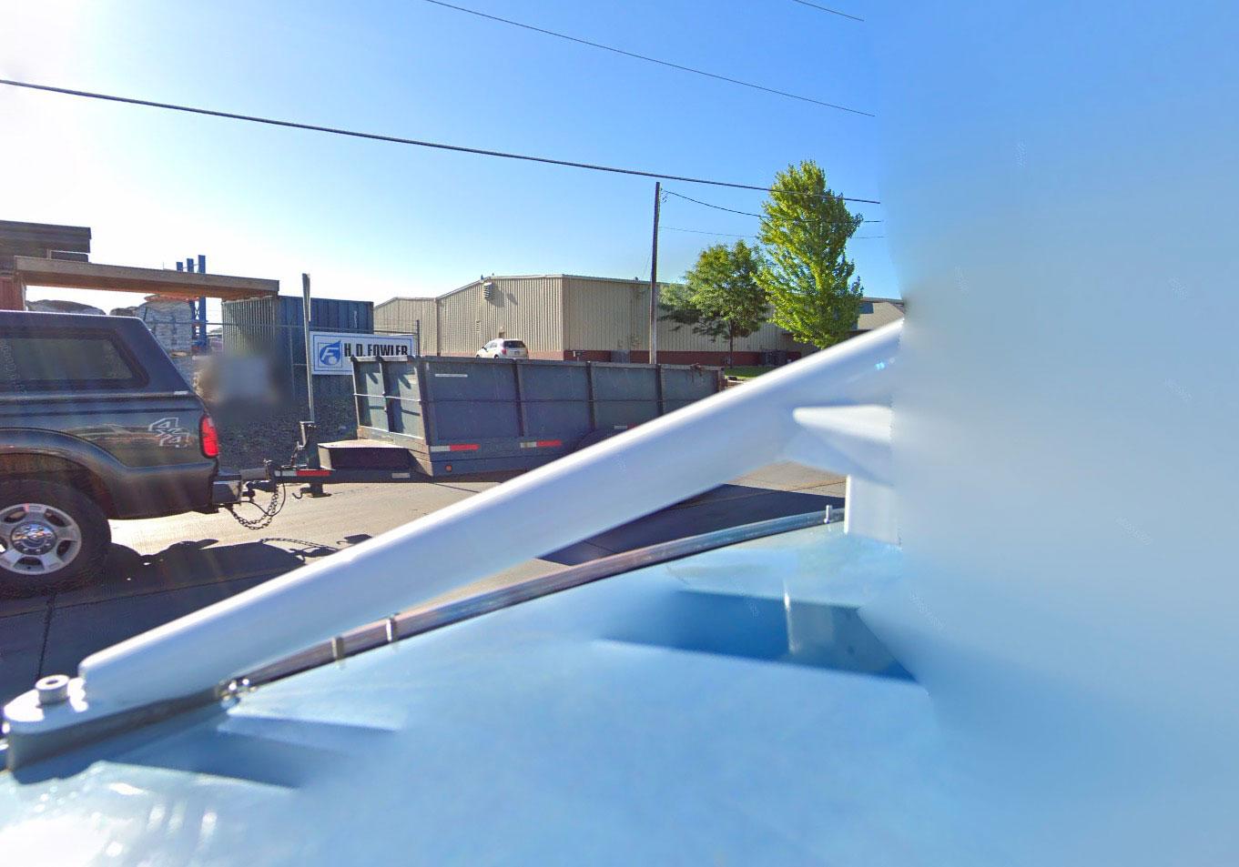Il se passe parfois de drôles de choses sur Google Street View.