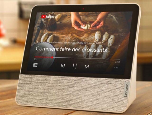 Le Lenovo Smart Display 7