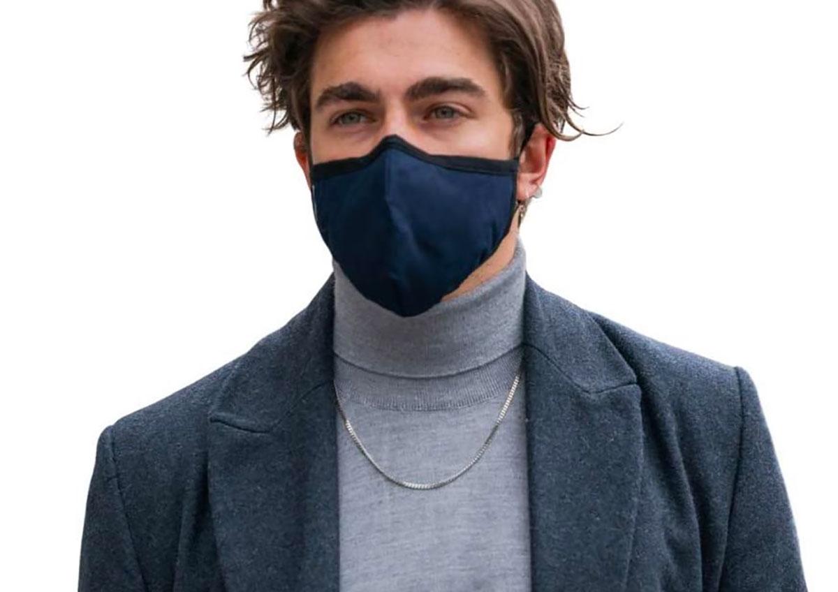 Le Pro Mask promet de tuer les virus, rien que ça