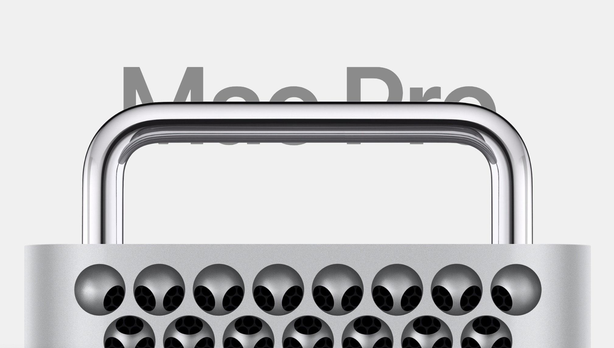 Apple pourrait présenter un nouveau Mac Pro le 10 novembre
