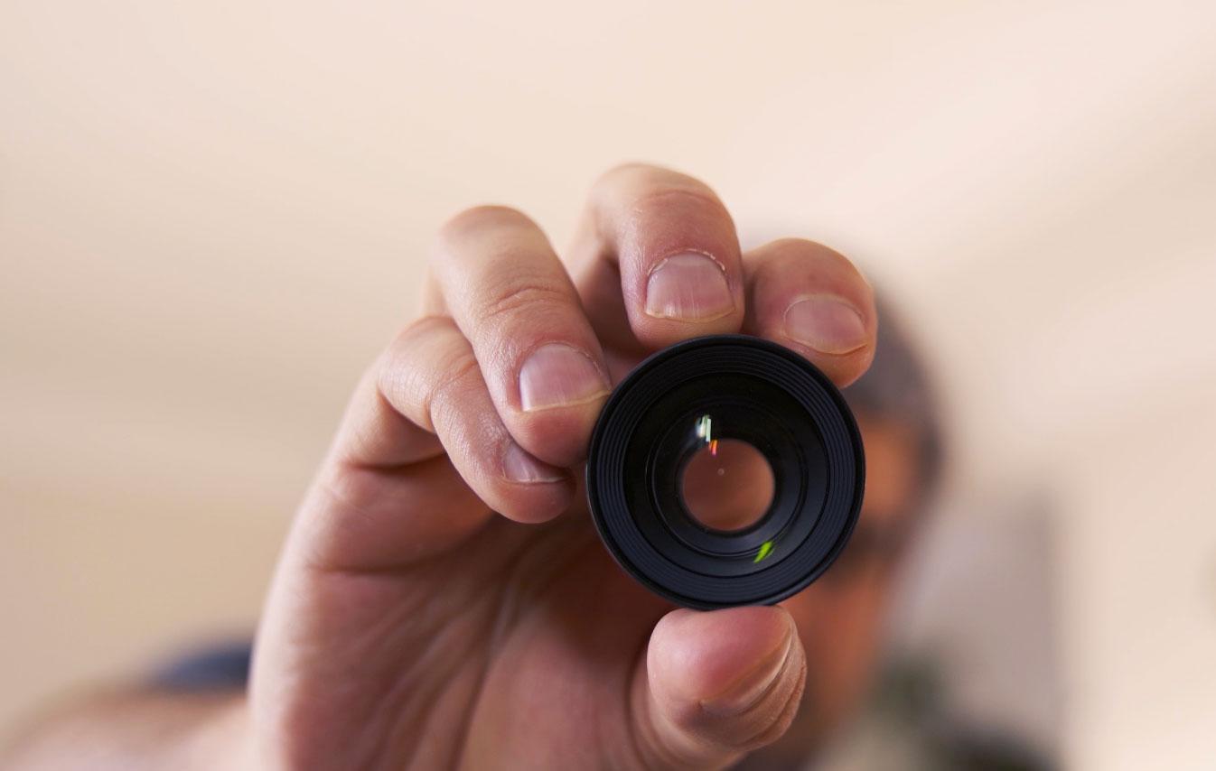Et si vous mettiez un zoom sur le capteur principal de l'iPhone 12 Pro Max ?
