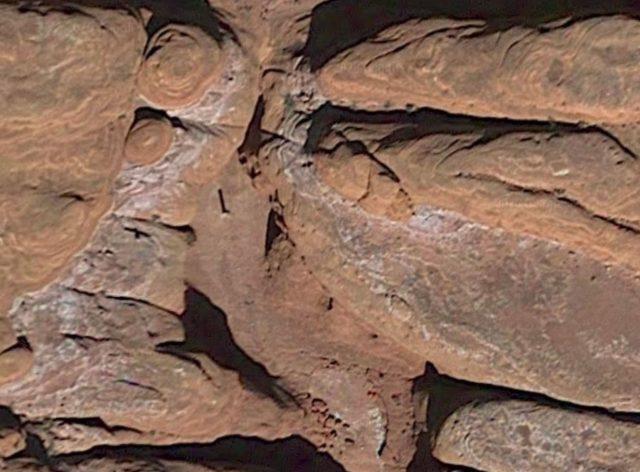 Utah: Les autorités ne feront pas grand-chose pour retrouver le monolithe disparu