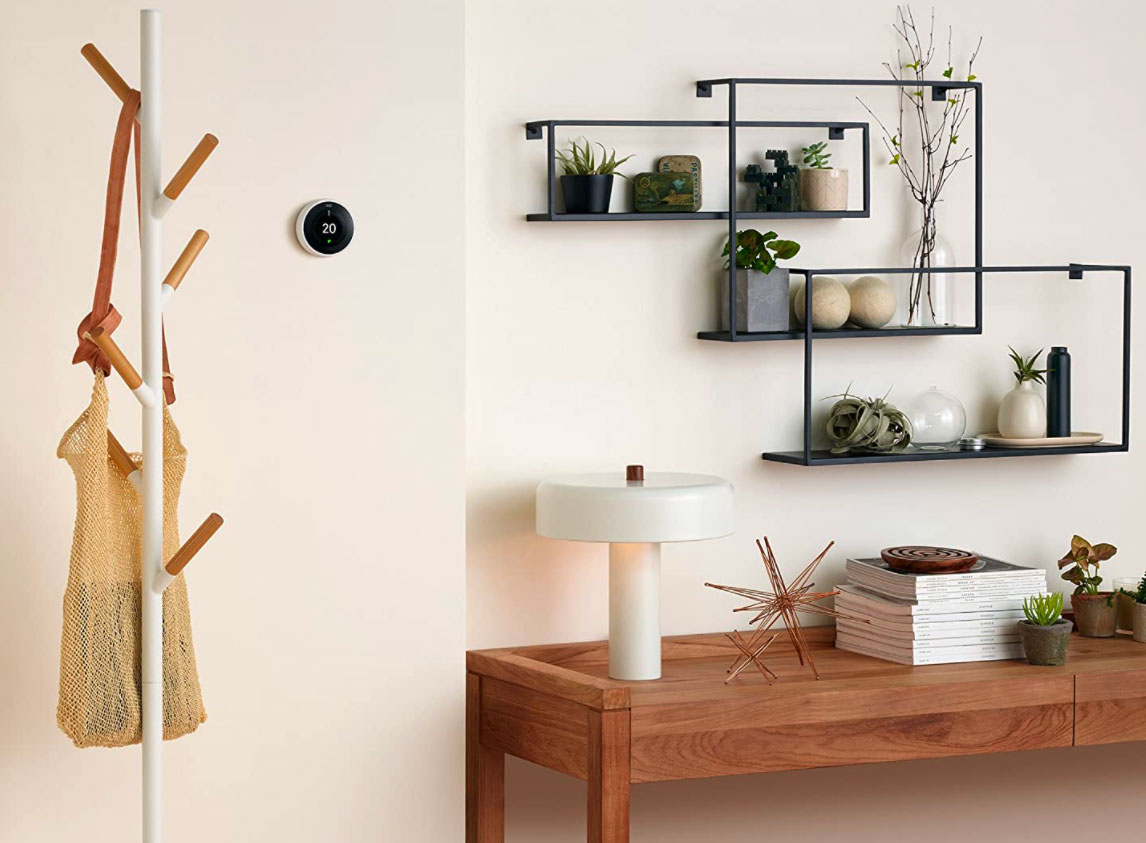 Le Nest Learning Thermostat
